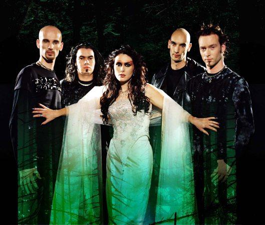 Within Temptation (foto recuperada de santuariodelrock.com)